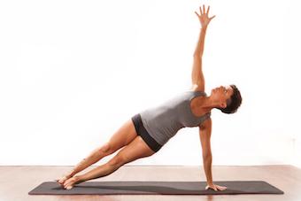 vasiṣṭhāsana – side plank